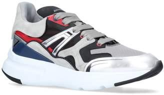 Alexander McQueen Patchwork Runner Sneakers