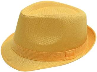 Simplicity Men / Women's Trilby Golf Fedora Hat