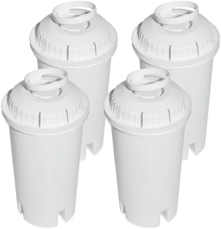 Reduce Water Filtration 4-Pack Replacement Filters