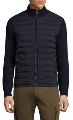 Ralph Lauren Purple Label Quilted Puff Jacket