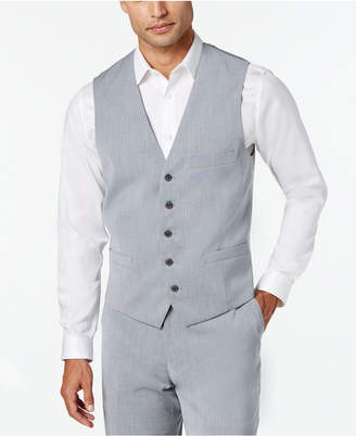 INC International Concepts I.n.c. Men Marrone Vest