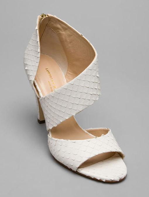 Loeffler Randall Genevieve Zip Sandal