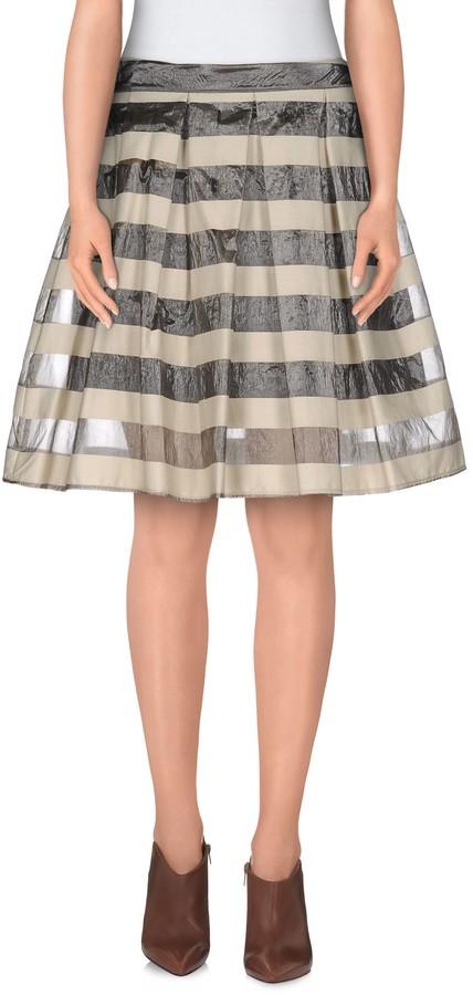 Jijil Knee length skirts - Item 35267618