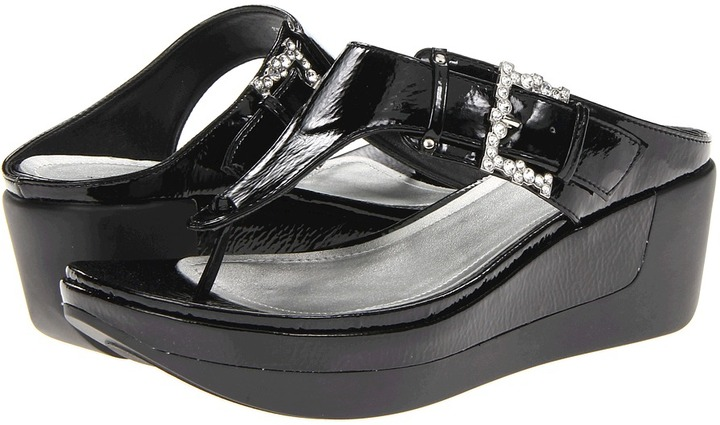 Kenneth Cole Reaction Pepe Le Pepe (Black) - Footwear