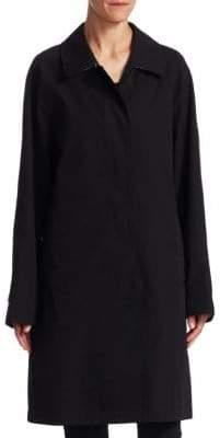 Burberry Camden Cotton Collared Jacket