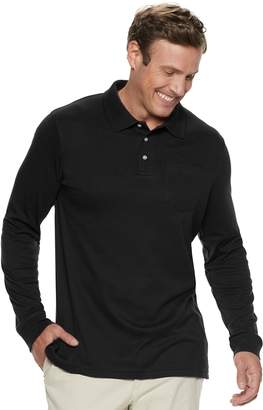 Croft & Barrow Big & Tall Classic-Fit Easy-Care Polo