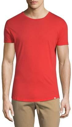 Orlebar Brown Men's Solid Crew T-Shirt