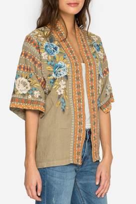 Johnny Was Hira Linen Kimono