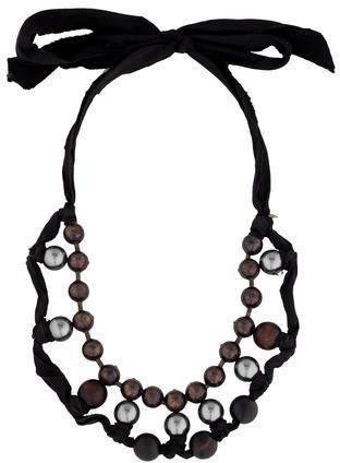 LanvinLanvin Beaded Collar Necklace