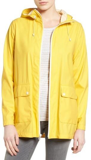 Cole Haan Women's Cole Haan Hooded Rain Jacket