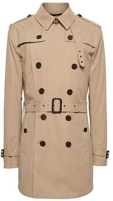 Banana Republic Water-Resistant Trench Coat