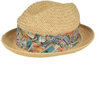 Jacob Cohen Woven Trilby Hat