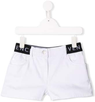 Givenchy Kids TEEN denim shorts