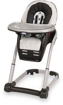 Graco Blossom™ 4-in-1 High Chair Seating System - Hathaway™