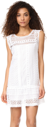 BB Dakota Milo Crochet Lace Dress $105 thestylecure.com