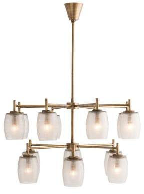 Arteriors Home Greenwich 14-Light Shaded Chandelier