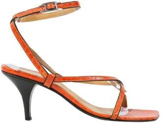 Hermes Alligator heels