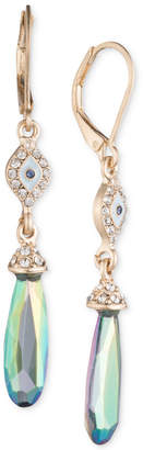 lonna & lilly Crystal Linear Drop Earrings