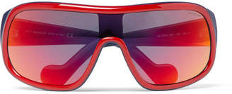Moncler Acetate Ski Sunglasses