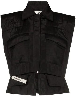 032c Cosmic Workshop vest jacket
