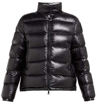 Moncler Copenhague Down Filled Coat - Womens - Black