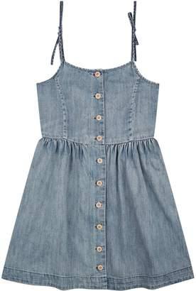 Polo Ralph Lauren Denim A-Line Dress