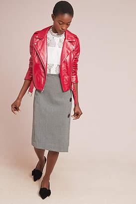 BB Dakota Jackson Faux Leather Jacket