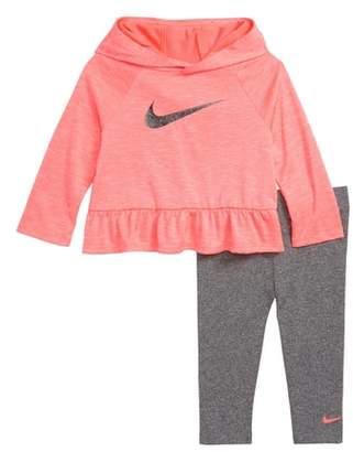 Nike Dry Hoodie & Leggings Set