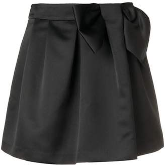 P.A.R.O.S.H. asymmetric mini skirt