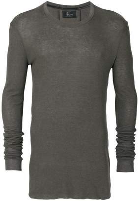Lost & Found Ria Dunn elongated sleeves slim-fit jumper