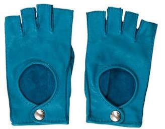 Hermes Lambskin Clou de Selle Driving Gloves
