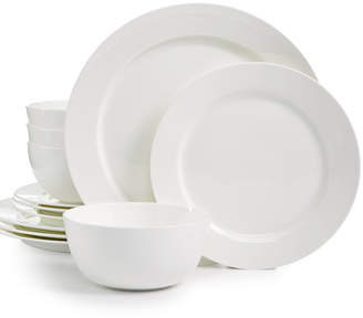 Hotel Collection New Round 12-Pc. Dinnerware Set, Service for 4