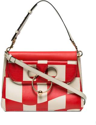 Medium checkerboard Pierce bag