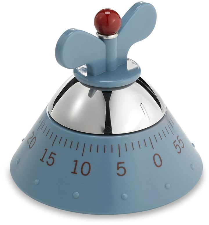 Alessi Michael Graves Kitchen Timer in Blue