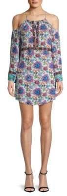 Rosarito Cold-Shoulder Cover-Up Dress