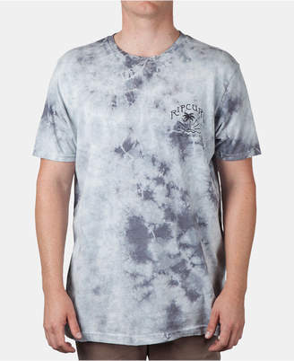 Rip Curl Men Tie-Dyed T-Shirt