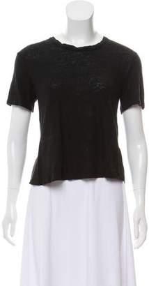 A.L.C. Lace-Up T-Shirt