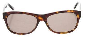 Gucci Tortoiseshell Acetate Sunglasses