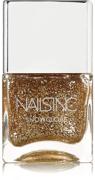 Nails Inc Snowglobe Nail Polish - New Globe Walk