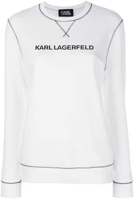 Karl Lagerfeld Karl's Essential sweatshirt