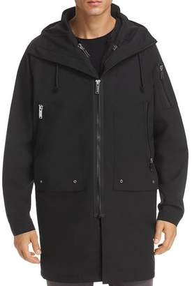 Karl Lagerfeld Paris Oversized 2-in-1 Jacket