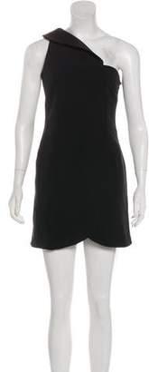 Giorgio Armani Sleeveless Mini Dress