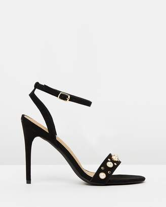 Spurr ICONIC EXCLUSIVE - Azro Pearl Heels
