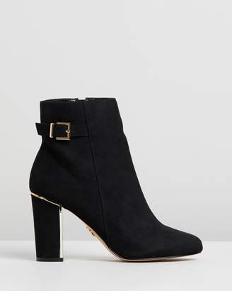 Lipsy Buckle Block Heels