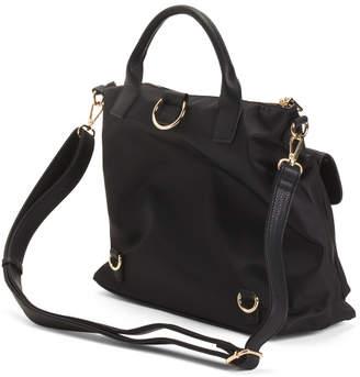 Large Nylon Convertible Backpack