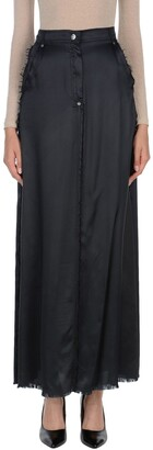 Nude Long skirts