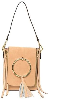 Belle & Bloom Brooke Exchange Leather Convertible Backpack