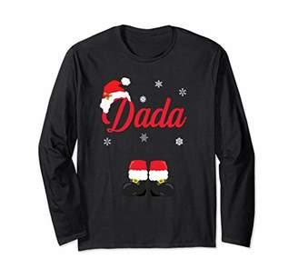 Dada Pajama Sleep Long Sleeve Matching Family Christmas Eve