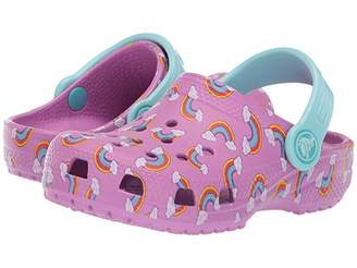 Crocs Classic Seasonal Graphic Clog (Toddler/Little Kid)