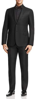 Armani Collezioni Virgin Wool Slim Fit Suit $1,695 thestylecure.com
